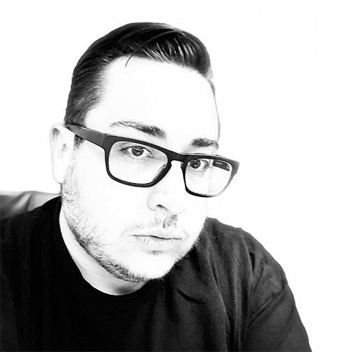 Speaker - Dustin Parker